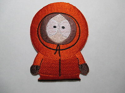 Kenny From South Park Patch NOS 3 3/4 X 2 3/4 INCHES
