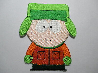Kyle From South Park Patch NOS 3 X 3 3/4 INCHES