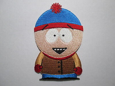 Stan From South Park Patch, 2 1/4 X 3 3/4 INCHES, NOS