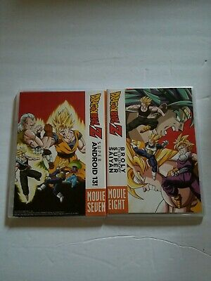Dragon Ball Z: Movie Pack   Boxed Set  (incomplete)