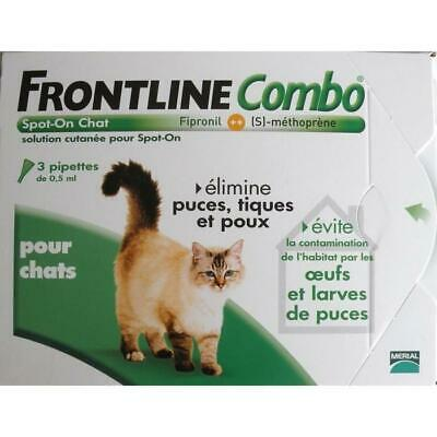 Combo 3x0.5ml - Pour chat