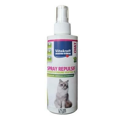 Spray repulsif chat - 200 ml