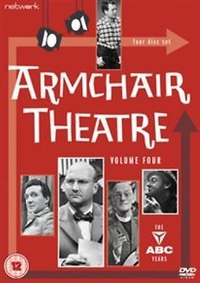 Armchair Theatre - Volume 4 [DVD], DVD, New, FREE & Fast Delivery