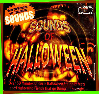 THE SOUNDS OF Halloween Cassette - $166 88   PicClick
