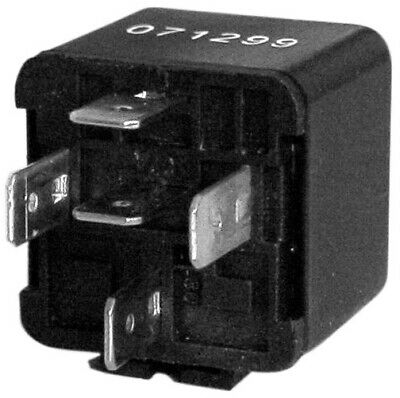 Relay - 12V - 30A - 5-Pin - On/On PR02