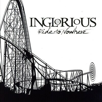 Inglorious - Ride To Nowhere CD Frontiers NEW