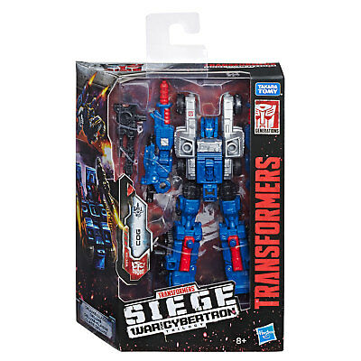 Transformers Generations War for Cybertron: Siege Deluxe Class Cog Action Figure