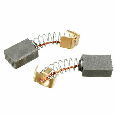 sourcing map Carbon Brushes for Electric Motors 20mm x 7mm x 6mm Replacement Repair Part Set of 2