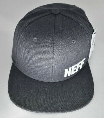 333a5eaef03 NEFF MENS GREY Heather Daily Perf Cap Hat New -  11.99