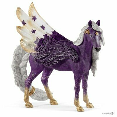 70579 star pegasus mare horse Bayala The World of Elves Schleich<><