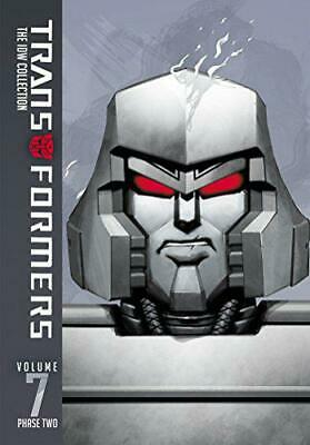 Transformers: IDW Collection Phase Two Volume 7 by Barber, John, Roberts, James,