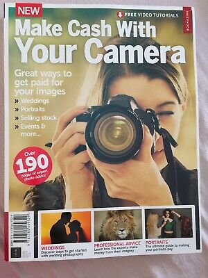 new make cash with Your Camera 2 nd edition (brand new magazine)