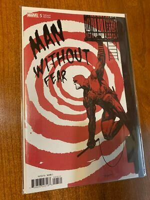 Man Without Fear #5 Granov Variant - No Reserve