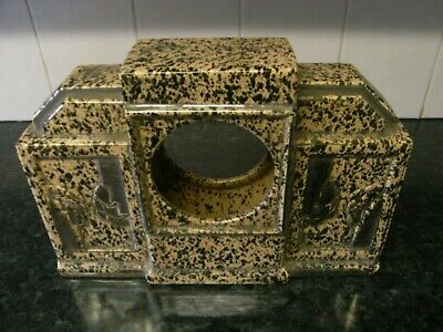 Antique 19th / Early 20th Century China Mantle Clock Case