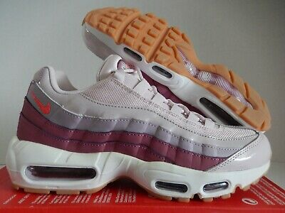 4df3028444 WMNS NIKE AIR Max 95 Barely Rose-Hot Punch Pink Sz 10 [307960-603 ...