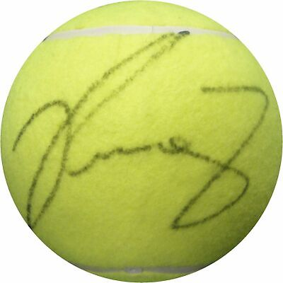 Venus Williams Hand Signed Autographed Auto Tennisball Tennis Ball GA GV890245