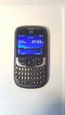 ZTE ASPECT F555 - Blue (Metro PCS) Cellular Phone (charger incl ) FREE  SHIPPING