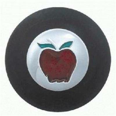 2139 Red Candy Apple Kitchen Sink Stopper Disposer Cover Billy Joe Homewares N