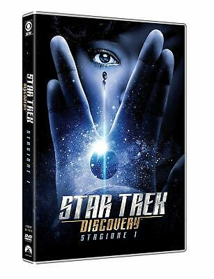 Star Trek Discovery Staffel/Season 1 DVD Box deutsch NEU  & OVP