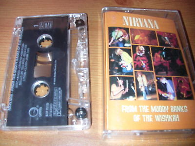 Nirvana   Muddy Banks Or The Wishkah   Cassette
