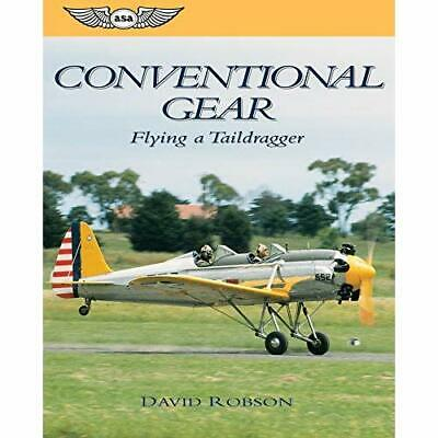 Conventional Gear: Flying a Taildragger (Focus Series) - Paperback NEW Robson, D