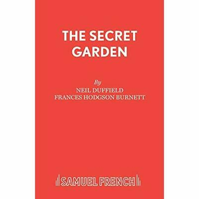The Secret Garden: Play (Acting Edition) - Paperback NEW Duffield, Neil 1999-08