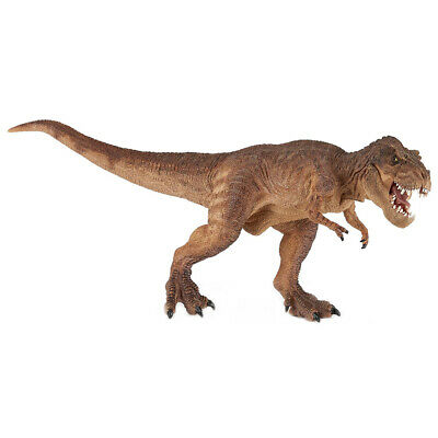 Papo Dinosaurs Brown Running T-Rex Collectable Figure 55075