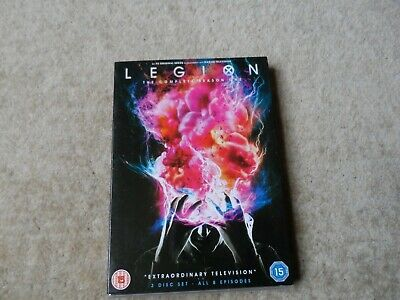 Legion Season 1 DVD Marvel X Men spin off (8194101000) FREE UK POST