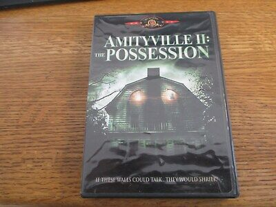 Amityville 2 - The Possession (DVD) Best Sequel! Burt Young, Andrew Prine!