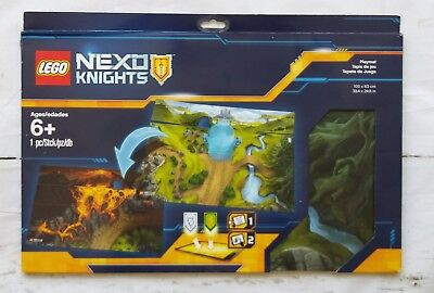 Lego 853519 Nexo Knights Playmat Play Mat New In Package