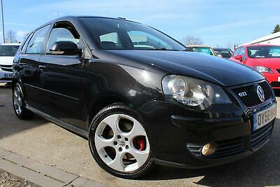 2006-56 Volkswagen Polo 1.8T ( 150PS ) GTi 5dr - FSH - ONLY 52k MILES