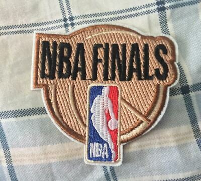NEW 2019 NBA The Finals Official Patch Golden State Warriors vs Toronto Raptors