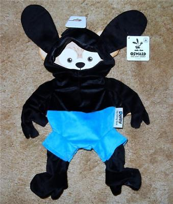 """NEW Disney Duffy Bear 17/"""" Oswald the Lucky Rabbit Outfit"""