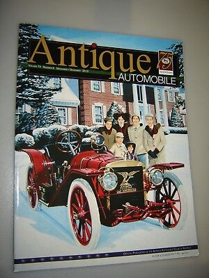 Antique Automobile Magazine - 2010, December- Muscle Cars 1967 Ford Mustang