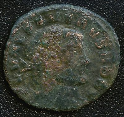 "Ancient Roman Coin "" Severus II """" 306 - 307 A.D. REF# S3635 19 mm Diameter"