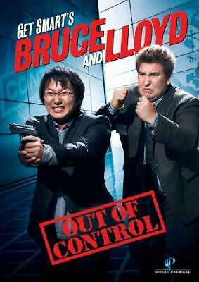 Get Smart's Bruce and Lloyd - Out of Control [DVD], Good DVD, ,