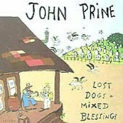 John Prine-Lost Dogs and Mixed Blessings (UK IMPORT) CD NEW