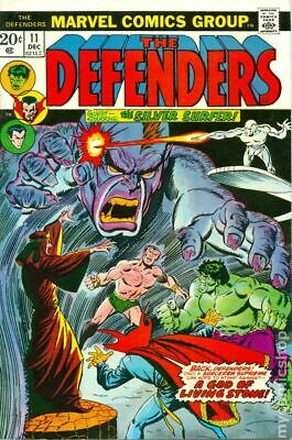 Defenders (1st Series) #11 1973 VG 4.0 Stock Image Low Grade