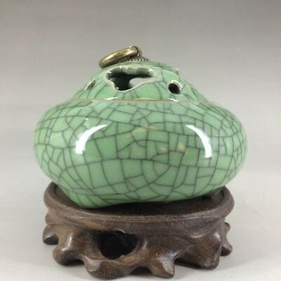 Exquisite open the slice chinese antique ceramic handmade smoked incense burner