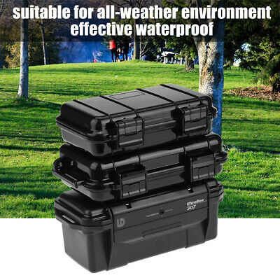 3 Types Outdoor Shockproof And Pressure-proof Waterproof Sealed Box Storage Case