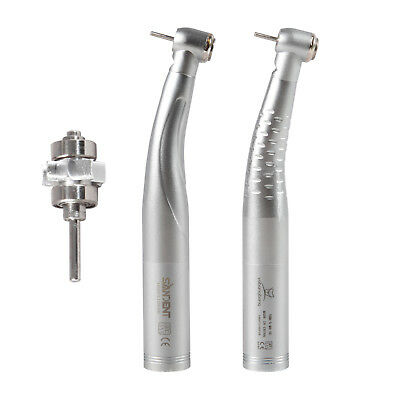 Dental LED Fiber Optic High Speed Handpiece Fit KAVO Multiflex 6H Coupling Swive