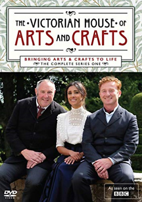Victorian House Of Arts & Crafts The (UK IMPORT) DVD [REGION 2] NEW