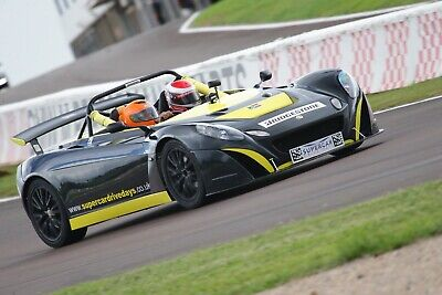 Real Race track Driving Experience Arrive and drive - open voucher availability