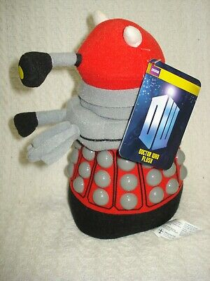 Doctor Who 9-inch Dalek Plush (Red) by BBC.