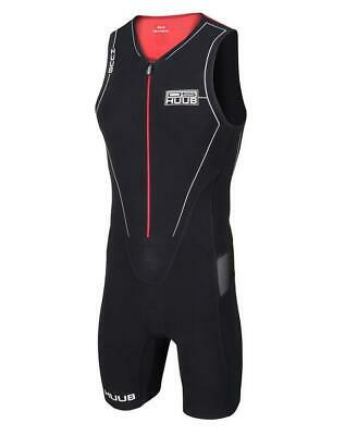HUUB Dave Scott Mens Tri Suit Triathlon Training Swimming Running Cycling S-XL