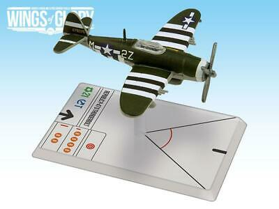ARES WWII AIRPLANE 1/200 Republic P-47D Thunderbolt (Mohrle) Pack SW