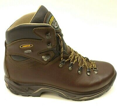 ee9129e5048 ASOLO TPS 520 GV WP Size 11 Wide Gore-Tex Brown Leather Hiking Trail Mens  Boots