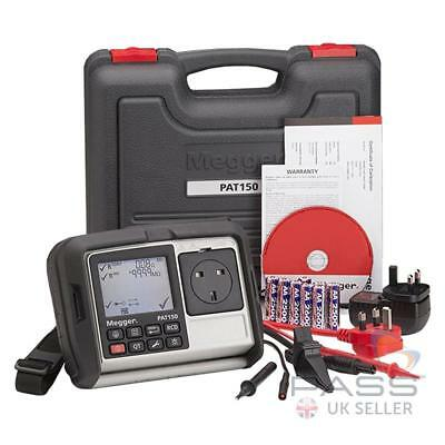 *NEW* Megger PAT150R Rechargeable Manual PAT Tester / UK Stock