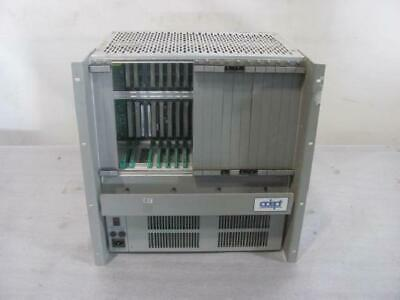 Adept MV-19 30330-25000 Robot Control Chassis with power Supply T13796