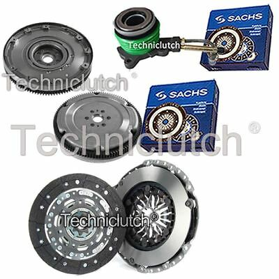 Ecoclutch Clutch And Sachs Dmf With Sachs Csc For Ford Mondeo Hatchback 2.0 16V